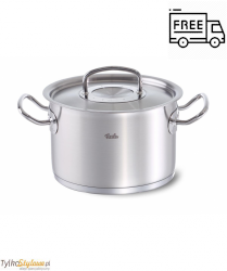 Garnek FISSLER wysoki 5,2l 20cm Original Profi Collection