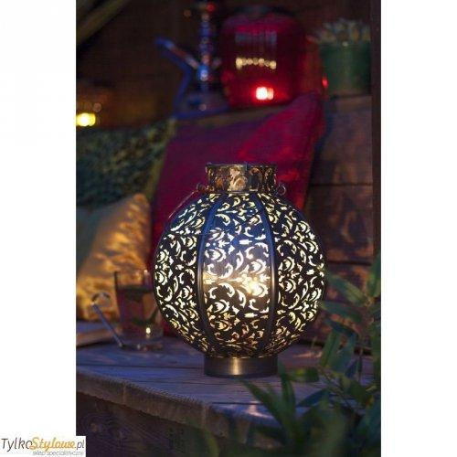 La Hacienda - Lampion Morocco Globe S