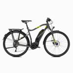 Rower elektryczny Haibike SDURO Trekking 4.0 28 antracyt-czarny-limetka