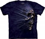 THE MOUNTAIN T-SHIRT - KOSZULKA SIDESKULl BREAKTHROUGH 10-6248