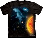 KOSZULKA T-SHIRT THE MOUNTAIN SOLAR SYSTEM 10-3126