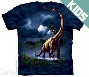 Koszulka dziecięca THE MOUNTAIN BRACHIOSAURUS 15-3101