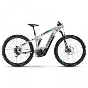 Rower Elektryczny Haibike SDURO FullNine 7.0 29 szaro-czarno-turkusowy