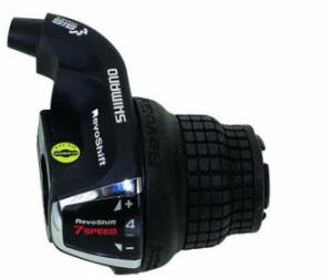 Dźwignia przerzutki prawa 6 rz. Shimano Revoshift SLRS35-6