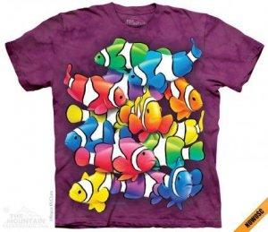 Koszulka dziecięca The Mountain Bubblegum Clowns 15-4229