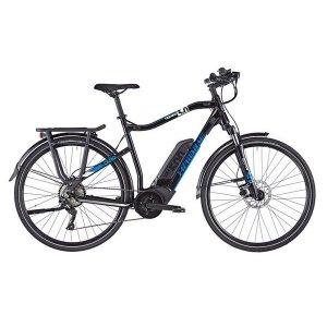Rower elektryczny Haibike SDURO Trekking 3.0 28 czarno-niebieski połysk