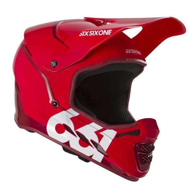 Kask rowerowy SixSixOne Reset