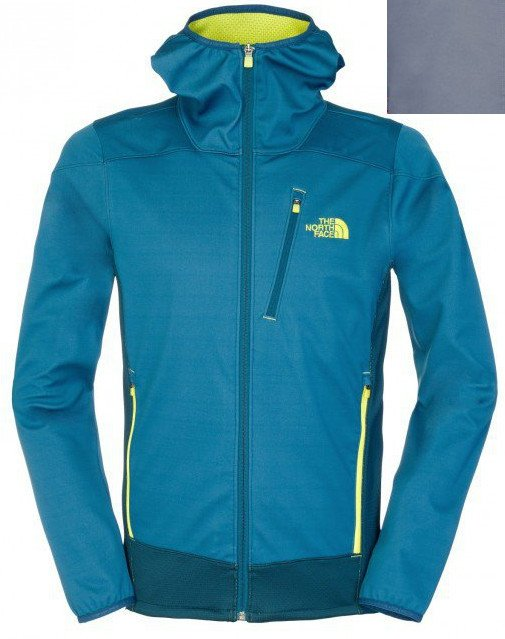 Softshell The North Face Kastelli