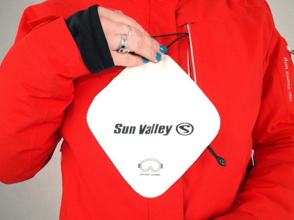 Kurtka narciarska damska Sun Valley Glama 20 000