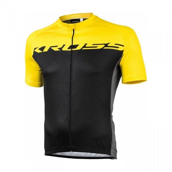 Koszulka rowerowa męska Kross Flow