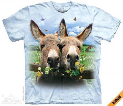 Koszulka dziecięca The Mountain Donkey Daisy 15-4244