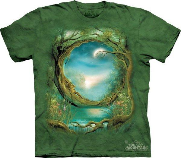 Koszulka The Mountain MOON TREE 10-1250