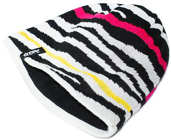 Czapka Slope Zebra