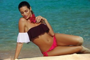 Top kąpielowy Grace Vigneto-Bianco M-488 (4)