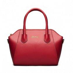 Nowa elegancka markowa torebka czerwona