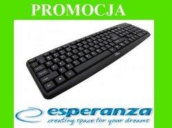 STANDARDOWA KLAWIATURA Esperanza TK101 USB Titanum