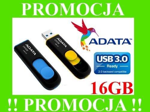 ADATA Pendrive USB 3,0 16GB UV128