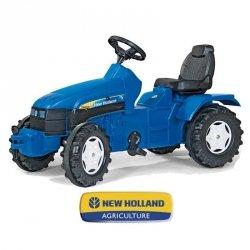 Rolly Toys Traktor na pedały rollyFarmTrac New Holland 3-8 Lat
