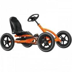 BERG Gokart na pedały Buddy 3-8 lat Orange do 50 kg