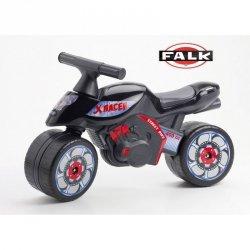 FALK Motor Chodzik Jeździk Rowerek Biegowy XRACER Czarny