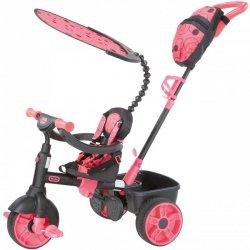 Little Tikes Rowerek Trójkołowy 4w1 Neon Pink