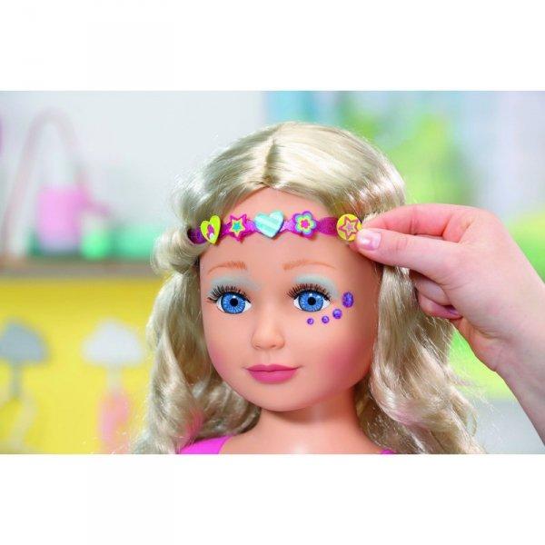 Baby Born Lalka Siostrzyczka Głowa do Stylizacji