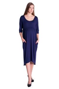 Sukienka ciążowa asymetryczna 4409