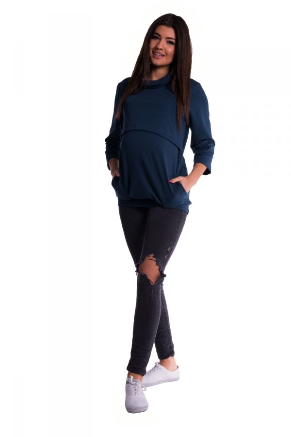 Bluza ciążowa dresowa 3600