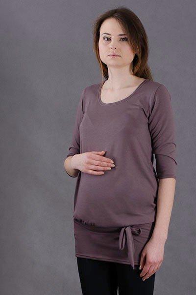 Regulowana wiskozowa tunika ciążowa 1590