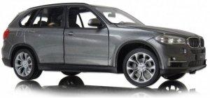 BMW X5 METALOWY MODEL KOLEKCJONERSKI 1:34-1:39 WELLY