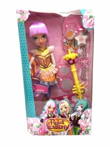 LALKA ASTORIA REGAL ACADEMY GLITTER GIRLS COBI
