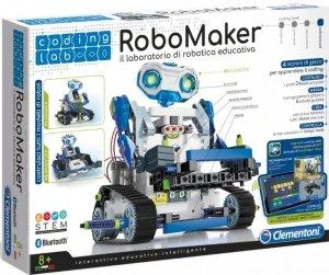 ROBOMAKER LABORATORIUM ROBOTYKI EDUKACYJNEJ CLEMENTONI ROBOT