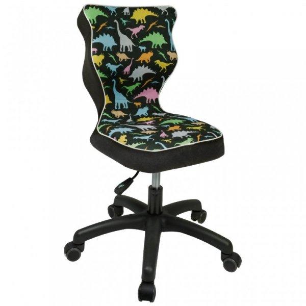 Krzesło PETIT czarny  Storia 30 rozmiar 4 wzrost 133-159 #R1
