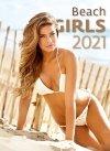 Kalendarz ścienny wieloplanszowy Beach Girls 2021 - okładka