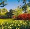 Kalendarz ścienny wieloplanszowy Gardens 2022 z naklejkami - kwiecień 2022