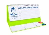 Kalendarz biurkowy szkolny EXCLUSIVE PLUS