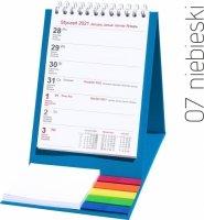 Kalendarz biurkowy TOP TYGODNIOWY 2021