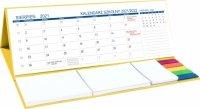 Kalendarz biurkowy szkolny MAXI