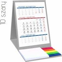 Kalendarz biurkowy TOP 3-miesięczny 2021