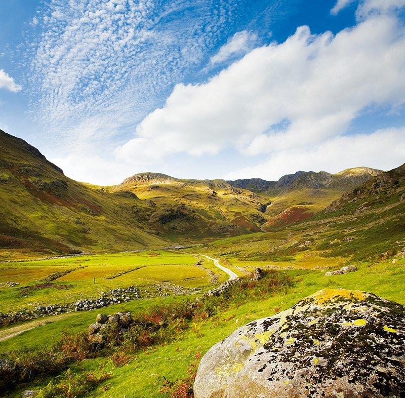 Kalendarz ścienny wieloplanszowy National Parks 2022 z naklejkami - kwiecień 2022