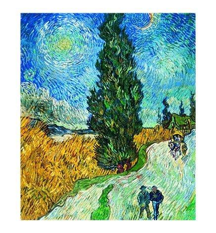 Kalendarz ścienny wieloplanszowy Vincent Van Gogh 2020 - wrzesień 2020