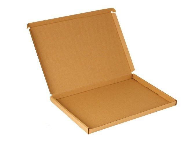 Karton fasonowy A4 32 x 22 x 2 cm 385g Poczta Polska rozmiar M