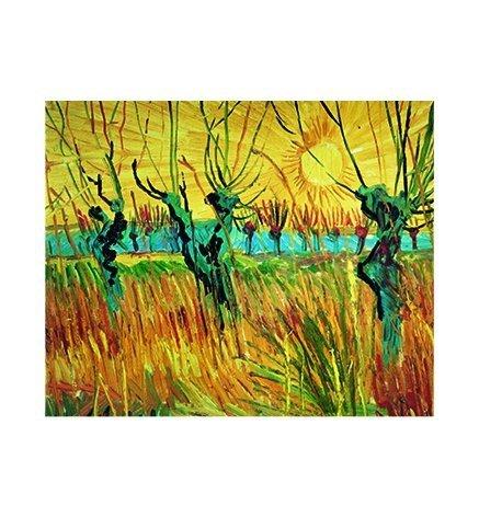 Kalendarz ścienny wieloplanszowy Vincent Van Gogh 2020 - listopad 2020
