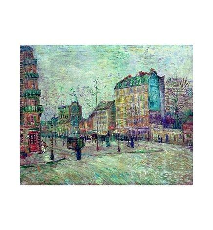 Kalendarz ścienny wieloplanszowy Vincent Van Gogh 2020 - styczeń 2020