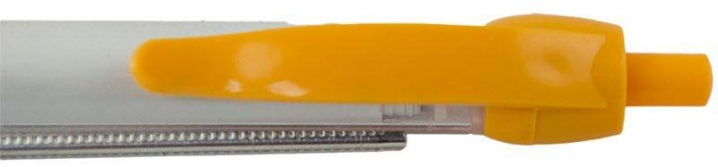 Długopis-ściąga-żółty-2