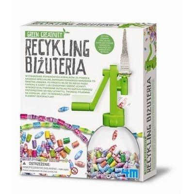 Recykling - biżuteria