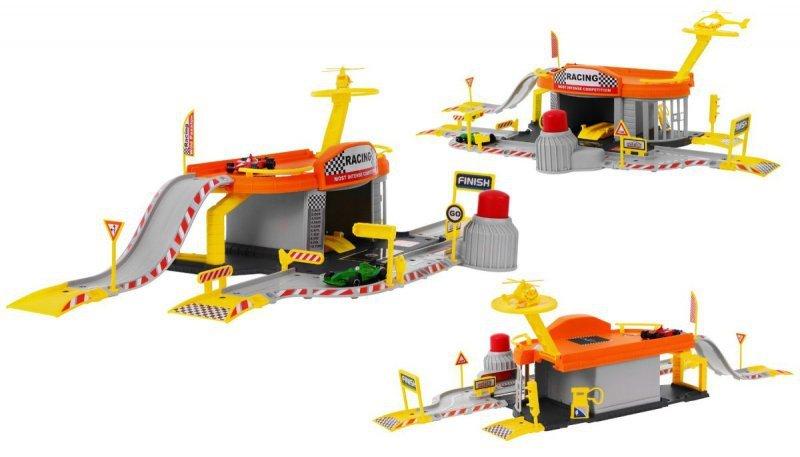 Tor-wyścigowy-+-parking-garaż-2-pojazdy-helikopter-2