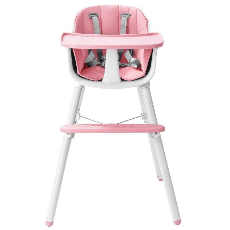 Krzesełko do karmienia 2w1 ECOTOYS