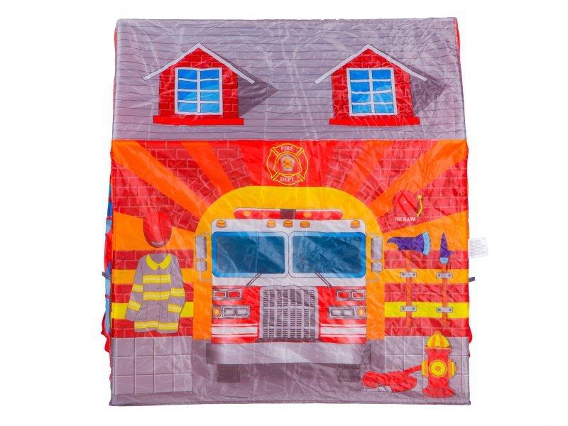 Namiot  dla dzieci domek strażaka  Iplay