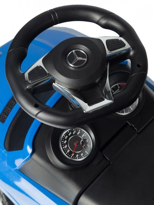 Jeździk Mercedes AMG GLE 63 Niebieski